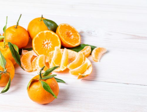 Preventive Health: Foods Rich in Vitamin C
