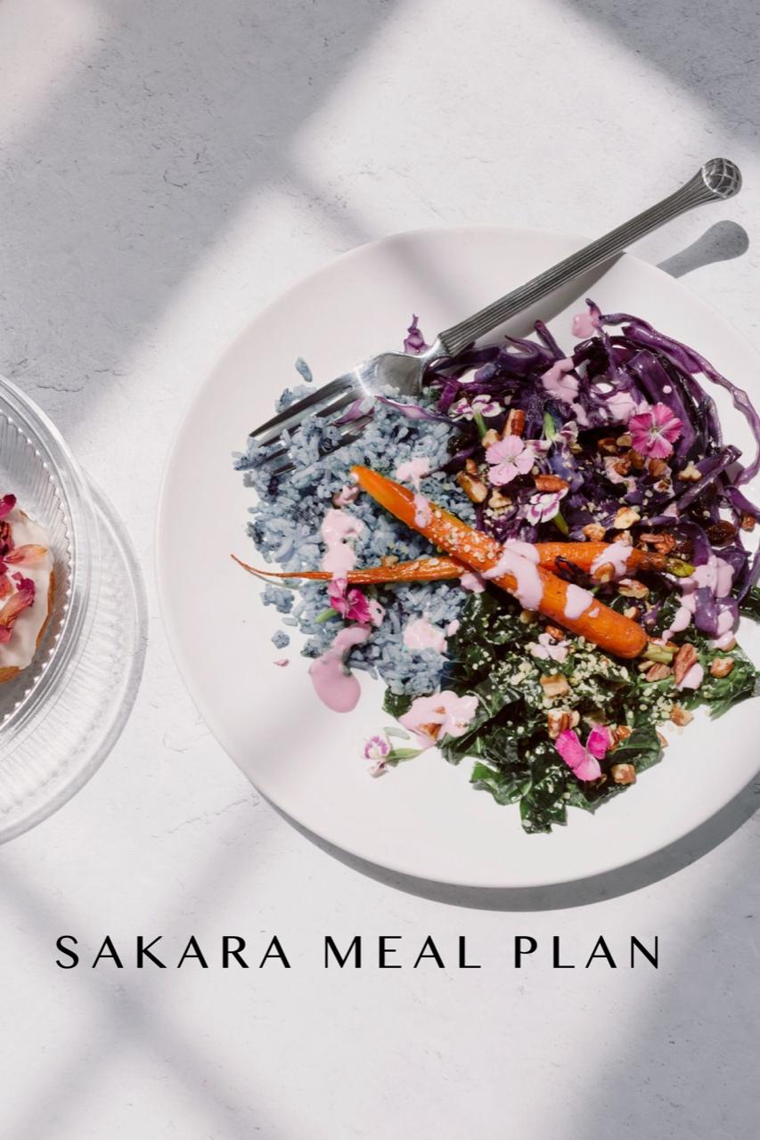 Sakara Meal Delivery Service