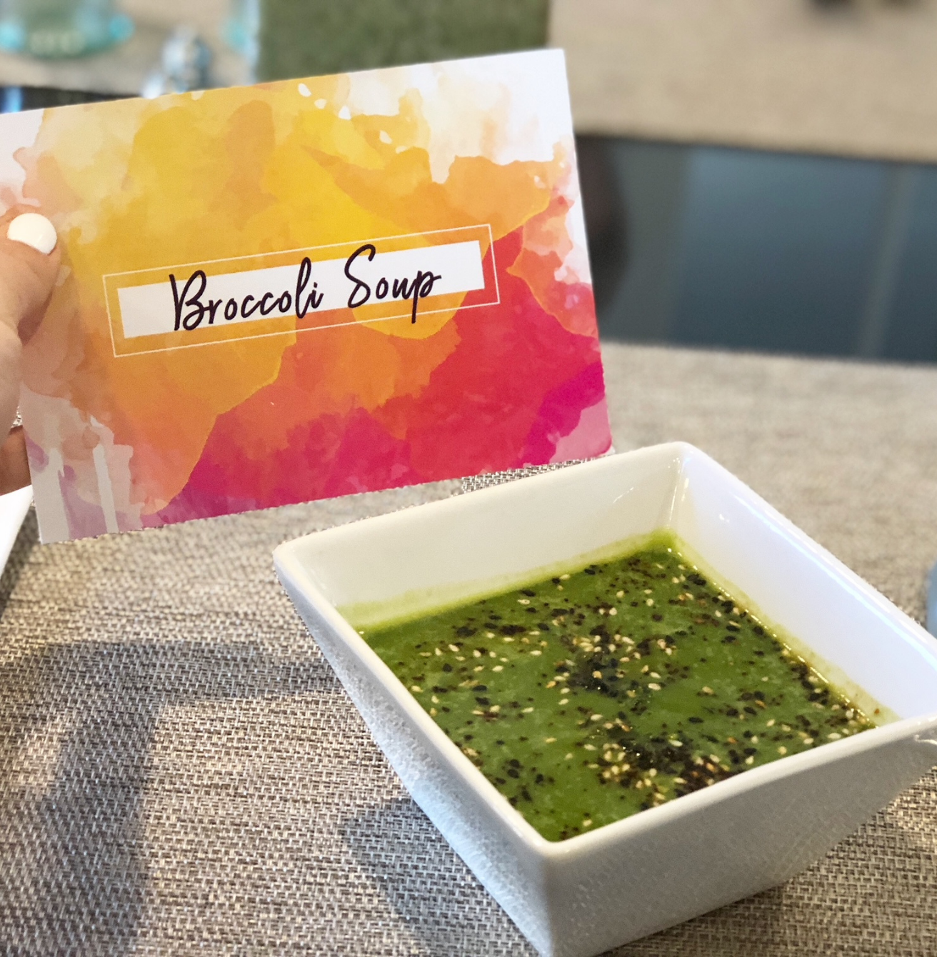 The Best Healthy Broccoli Soup Recipe